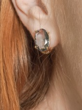 one touch earring